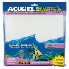 Poly Fiber Media Aquarium Filter Pad