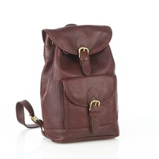 Medium Sized Backpack with Front Pockets