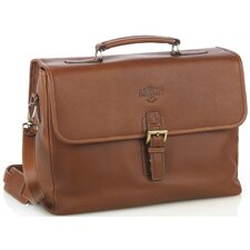 Quad Single Compartment Briefcase