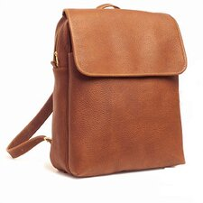 Large Backpack with Top Zipper