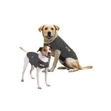 <strong>Thundershirt</strong> Dog Jacket for Anxiety in Grey