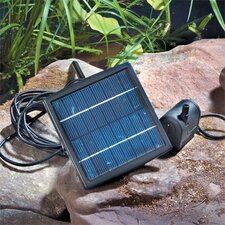 33 GPH Small Solar Diesel Pump with Rotating Holder and Brushless Pump