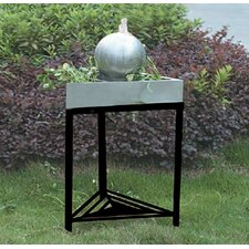 <strong>Unique Arts</strong> Stand for Stainless Steel Triangle Table Top Fountain