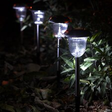 <strong>Unique Arts</strong> Basic Solar Path Light (Set of 6)