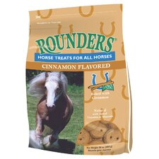 Cinnamon Rounders Horse Treat