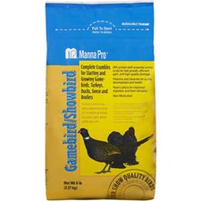 Gamebird / Showbird Food - 5 lbs