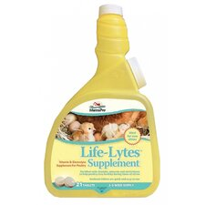 Life-Lytes Poultry Supplement - 21 Count