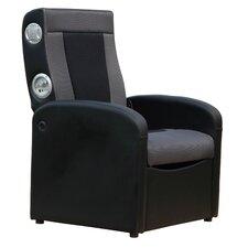 X-Rocker Storage Flip Sound Gaming Chair