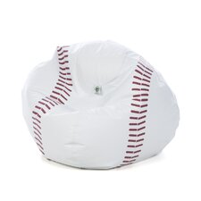<strong>X Rocker</strong> Baseball Bean Bag Chair