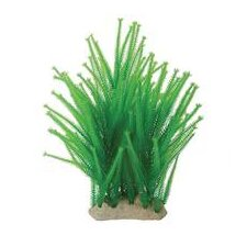 Natural Elements Club Moss Aquarium Ornament in Green
