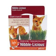 Nibble-Licious Cat Treat