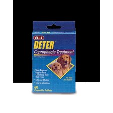 Deter Coprophagia Treatment - 60 Count