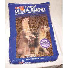 Ferret Ultra-Blend Diet Small Animal Food - 20 lbs