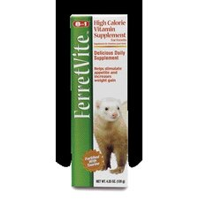 Ferretvite Daily Vitamin for Small Animal - 4.25 oz. (Paste)