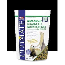 Ferret Diet Soft Moist Food - 1.5 lbs
