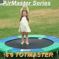 6' Round Totmaster Trampoline with Enclosure