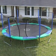 <strong>Air Master</strong> 16' Round Trampoline with Enclosure