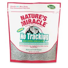 No Tracking Paper Clumping Cat Litter (10 lbs)