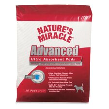 <strong>Nature's Miracle</strong> Advanced Ultra Absorbent Dog Pad