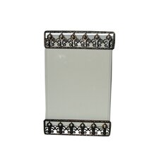 Press Metal Ceramic Memo Board