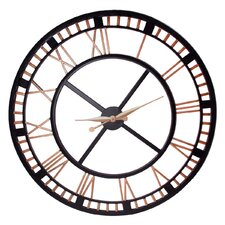 "<strong>Home Essentials</strong> Oversized 36"" Wall Clock"