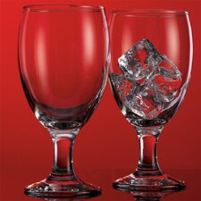 Red Series 17.5 oz. Ice Tea Glass (Set of 4)