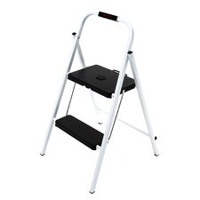 2 Step Skinny Mini Step Stool