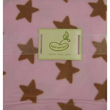 Micro Polar Star Blanket
