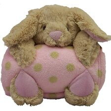 Animal and Blanket Bunny Toy and Blanket