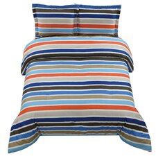 Cool Stripes Comforter Set