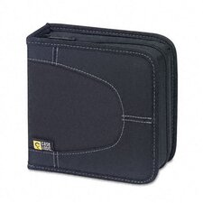 <strong>Case Logic</strong> CD/DVD Wallet, Holds 32 Disks
