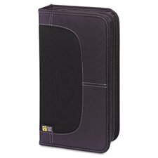 CD/DVD Wallet, Holds 72 Disks