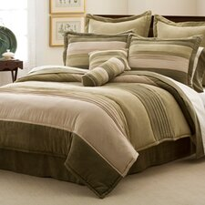 Peyton Place 4 Piece Comforter Set