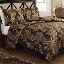 Palms 7 Piece Comforter Set