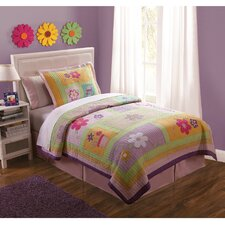 <strong>My World</strong> Sweet Helen Quilt Set