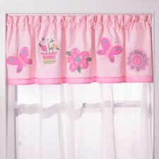 <strong>My World</strong> Annas Dream Cotton Curtain Valance