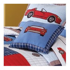 <strong>My World</strong> Cars Pillow