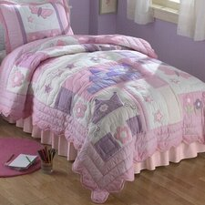 Princess Quilt Set