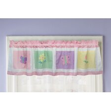 <strong>My World</strong> Spring Meadow Curtain Valance