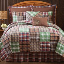 Lodge Plaid Set