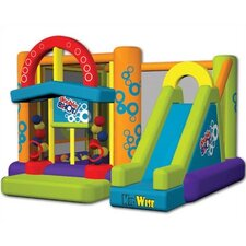 Double Shot Bounce House