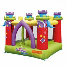 <strong>Kidwise</strong> Playtime Castle Bounce House