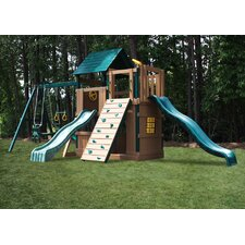 Congo Safari Lookout and Climber Play System