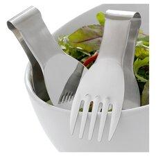 Parma Stainless Steel Mini Salad Server