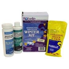 Swimming Pool Triple-Action Winter Kit