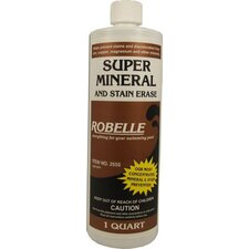 Super Mineral and Stain Erase