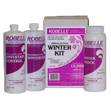 Triple Action Winterizing Kit