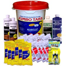 Pool Opening Kit for up to 25,000 Gal.