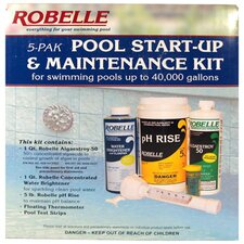 Pool Start-Up and Maintenance Kit