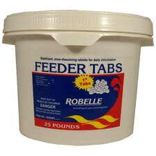 Chlorinating Feeder Tables